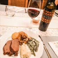 Wine 'n dine - Christmas diner recipes part II