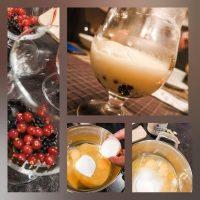 Wine 'n dine: Zabaglione with champagne